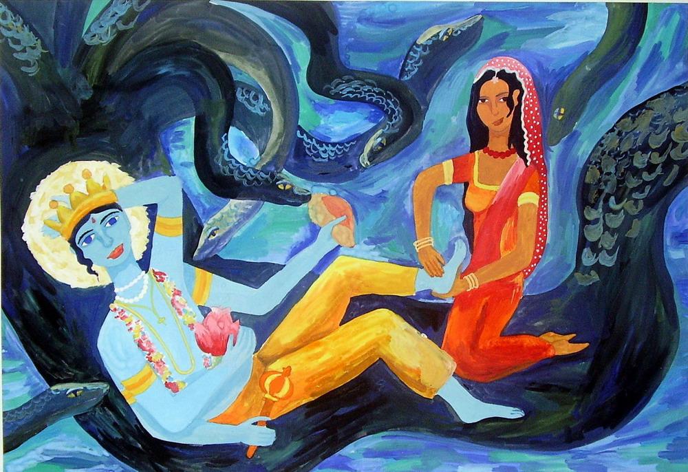Конкурс рисунков индия моими глазами